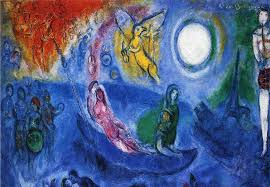 angels mark chagall